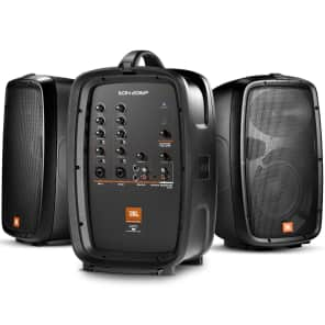 JBL EON206P Portable 6-Channel PA System
