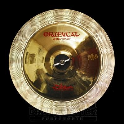"Zildjian A FX Oriental China Trash Cymbal 10"""