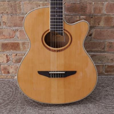 Tagima Vegas Classical Nylon Cutaway Guitar 2020s Spruce for sale
