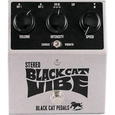 Black Cat Stereo Vibe