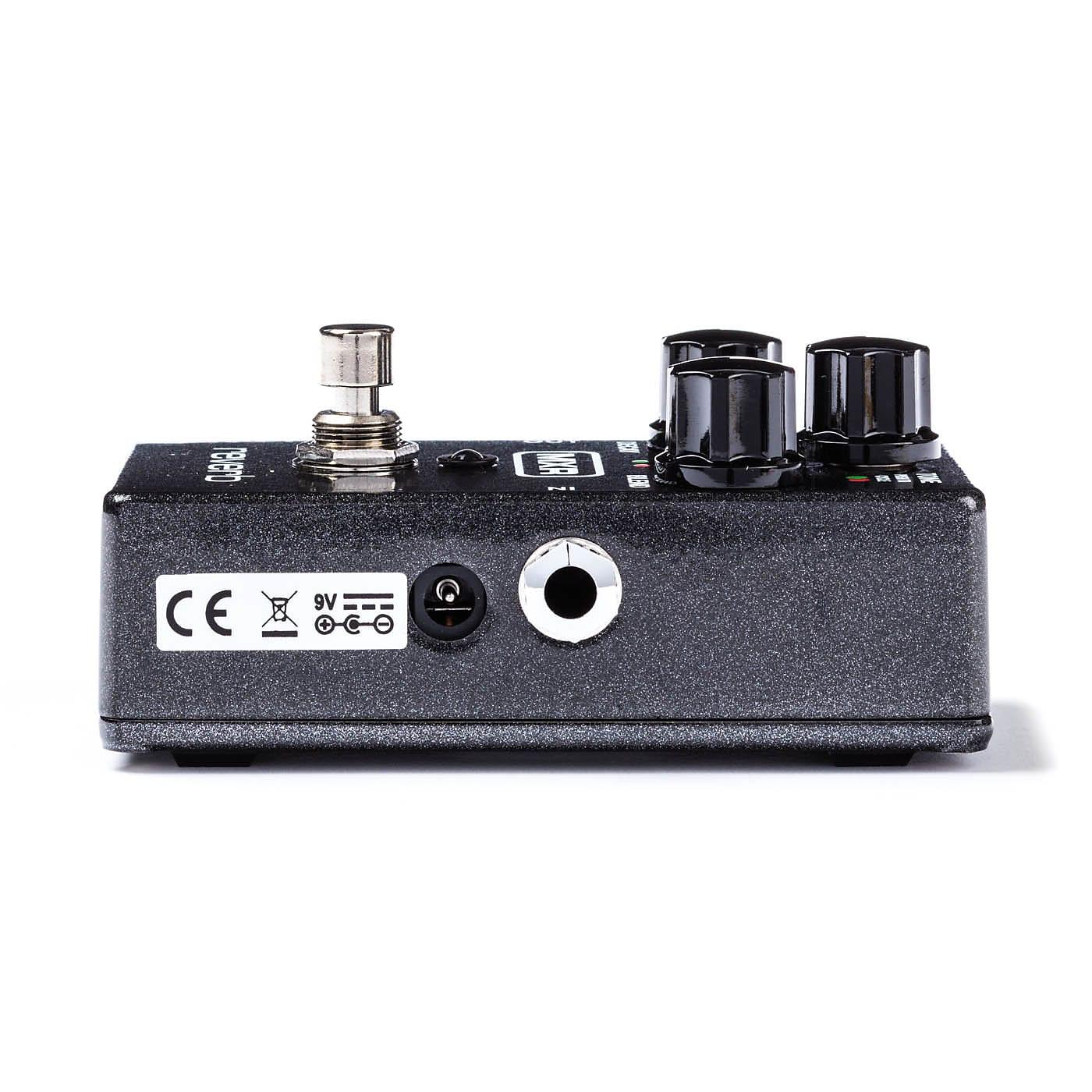 MXR M300 Reverb Effects Pedal