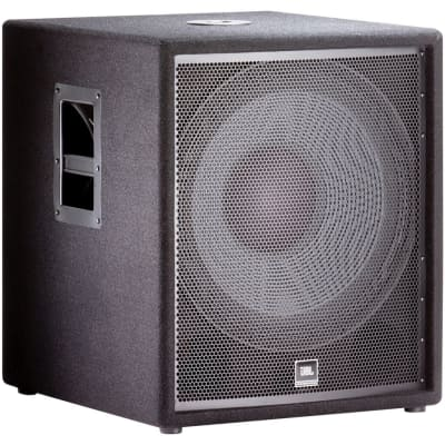 JBL JRX218S 18in Passive Compact Subwoofer for sale