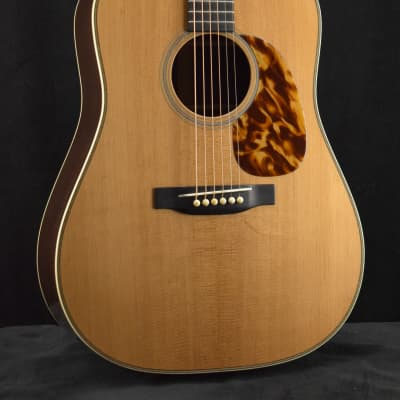 Robertson D-40 Toriffied Sitka/Wenge with K&K Pure Mini for sale