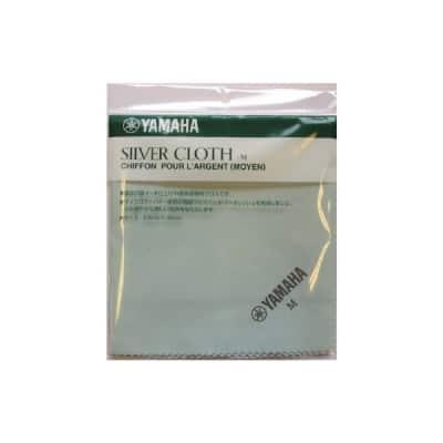 Yamaha Silver Polish Cloth  Medium YAC 1110P2
