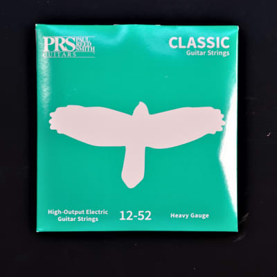 PRS Classic Heavy Bottom Guitar Strings 12-52