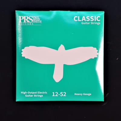 PRS Classic Heavy Bottom Guitar Strings 12-52