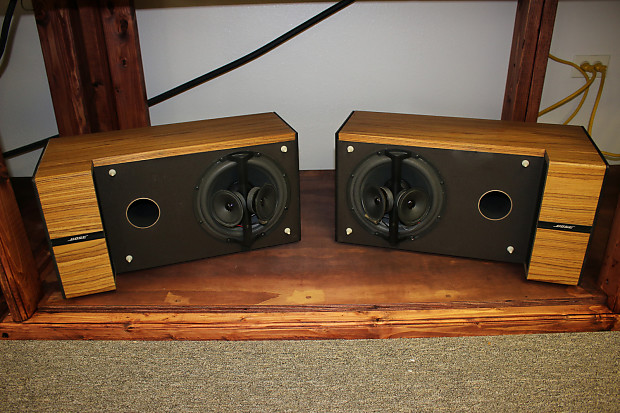 Bose 6 2 Direct Reflecting Speaker Pair In Rare Genuine