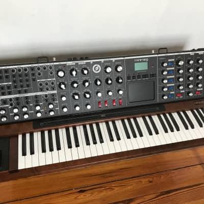 Moog Minimoog Voyager Xl Sound Programming