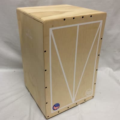 Latin Percussion LP1443 Americana Mona Tavakoli Signature Cajon Customer Return