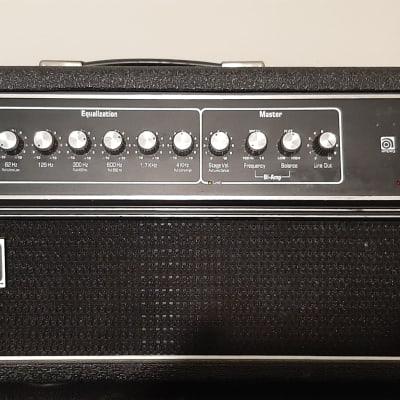 Ampeg  Svt 200t 19080's-1990's Black