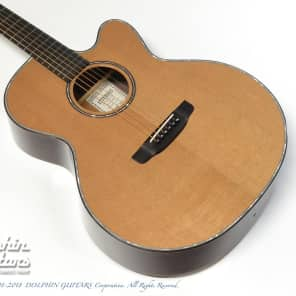 ASTURIAS Grand Solo  The Square   Cedar   Indian Rosewood for sale