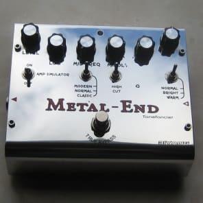 Biyang Tonefancier Metal End High-Gain Distortion