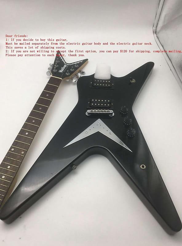 washburn electric guitar for washburn dime 332b dimebag reverb. Black Bedroom Furniture Sets. Home Design Ideas