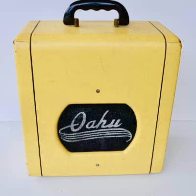 1957 Oahu Sunshine Amp Valco Rare Version for sale