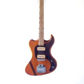 Strack Guitars Offset 2018 Alder, Birdseye Maple, Walnut -Handmade for sale