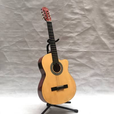 Starsun DRC944CTV classic guitar with EQ for sale
