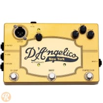 Pigtronix D'Angelico 2010s Yellow image