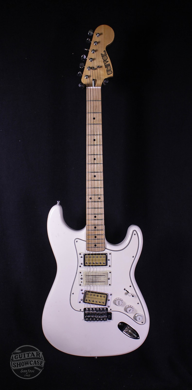 Univox Ripper [White] w/OHSC