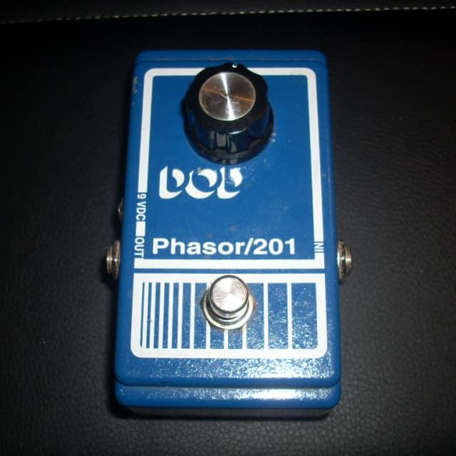 DOD Phasor 201 - Vintage 1980's Analog Phase Shifter image