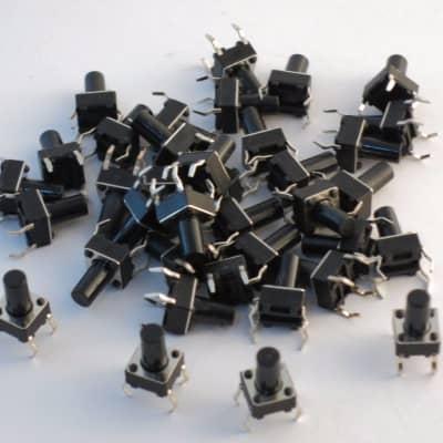 Korg - 01/W, 01/W Pro, 01/W ProX - Full set of 37 Panel Switches