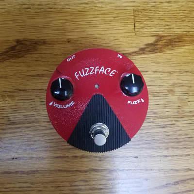 Dunlop FFM2 Fuzz Face Mini Germanium