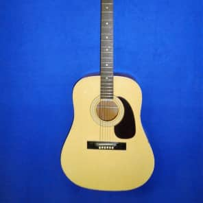 Harmony H6659 1970's Acoustic Flattop for sale