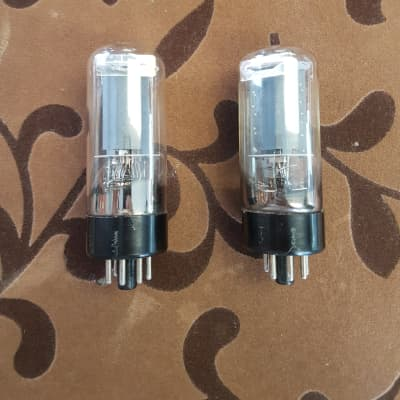 Used Unknown 6L6 Tube Duet Set for sale