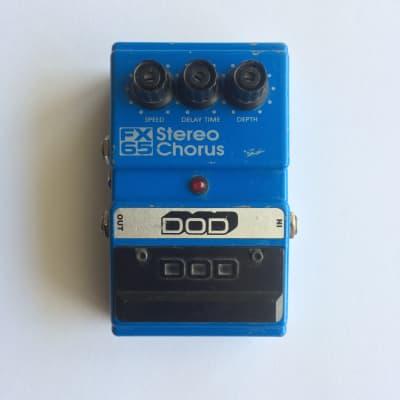 DOD Stereo Chorus FX65 - Vintage 1986 for sale
