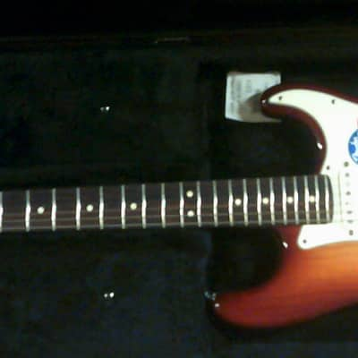 Fender American Standard Stratocaster Sienna Burst Ash 2011 for sale