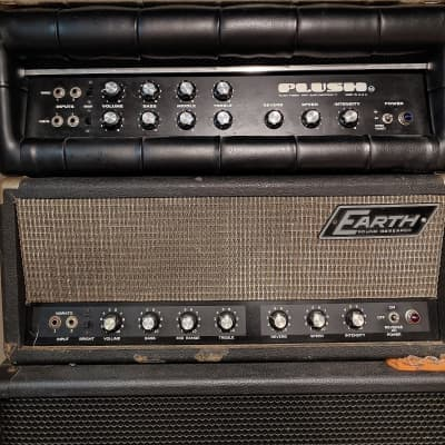 Plush 1060s Tube Amp for sale