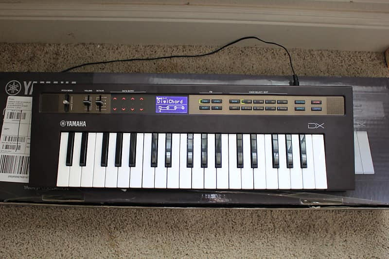 yamaha reface dx vintage keys reverb. Black Bedroom Furniture Sets. Home Design Ideas