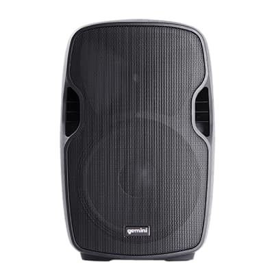 "Gemini AS-08BLU 8"" Active Speaker with Bluetooth"