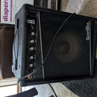 Gorilla GB-30  Black for sale