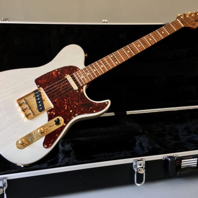 Agostin Custom Guitars Classic T Mary Kay White for sale
