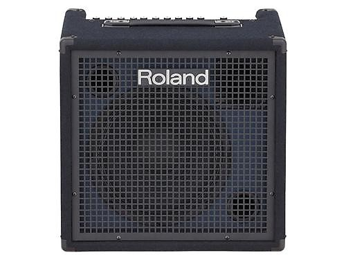 roland kc 400 4 channel stereo mixing keyboard amplifier reverb. Black Bedroom Furniture Sets. Home Design Ideas