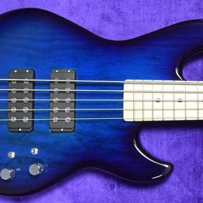 G&L L-2500, Blue Burst / Maple Fingerboard *On Order ETA = May, 2021 for sale