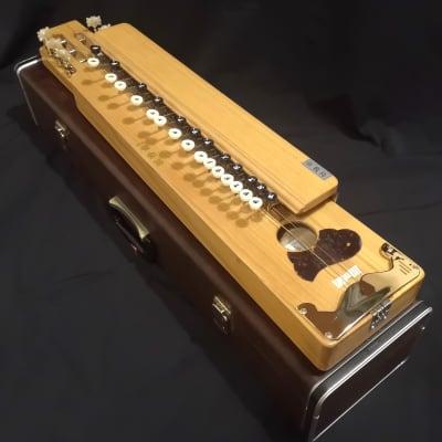 Suzuki Taisho Goto Japanese Harp 1980s With Case