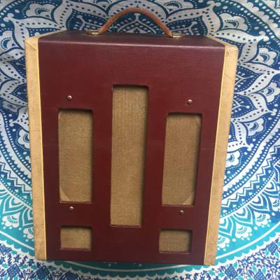 Vintage 1947-8 Supro Supreme Tube Combo Amp - 2 Tone Brown