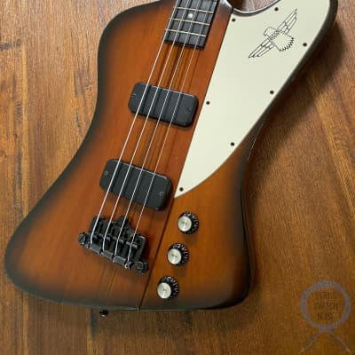 Gibson Thunderbird IV Bass, Vintage Sunburst, 1991, USA, OHSC for sale