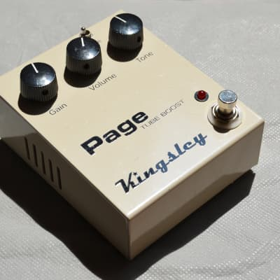 Kingsley Page Tube Boost