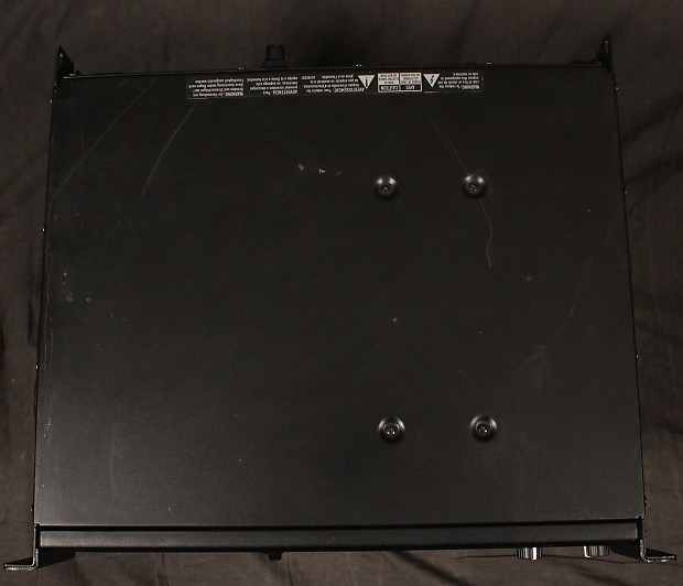 qsc rmx 850 power amp used swing city music reverb. Black Bedroom Furniture Sets. Home Design Ideas