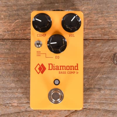 Diamond Bass Comp Jr Optical Compressor w/ EQ USED