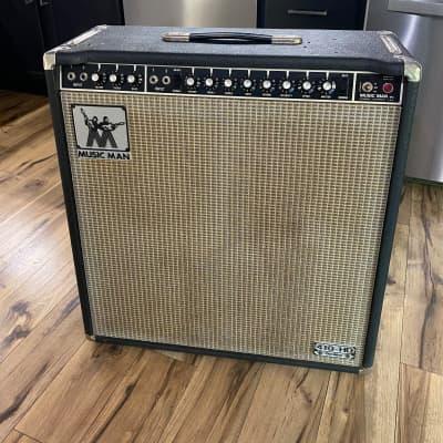 "Music Man 410-HD One Thirty 2-Channel 130-Watt 4x10"" Guitar Combo 1974 - 1979"
