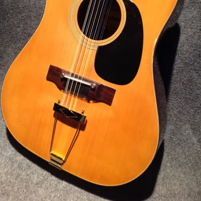 Vintage Crestwood 12 String 1970's MIJ for sale