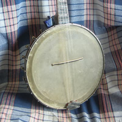 Vintage Orpheum #3 Mandolin Banjo / Restored & Modernized by the HydeMade Luthiers for sale