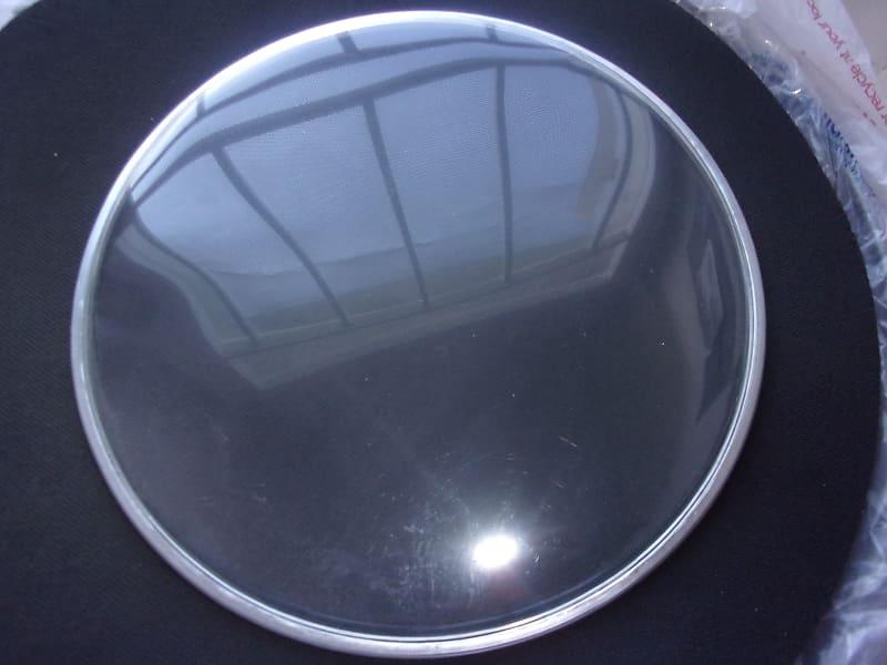 10 tom resonator clear drum head new open box no logo reverb. Black Bedroom Furniture Sets. Home Design Ideas