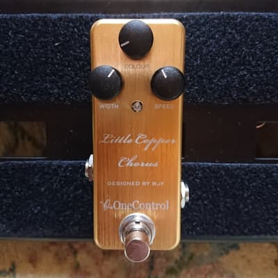 One Control Little Copper Chorus for sale