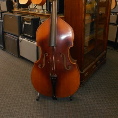 Kay M-1 Double Bass 1942 sunburst for sale