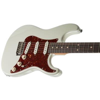 Suhr Scott Henderson Signature Series Electric Guitar Olympic White