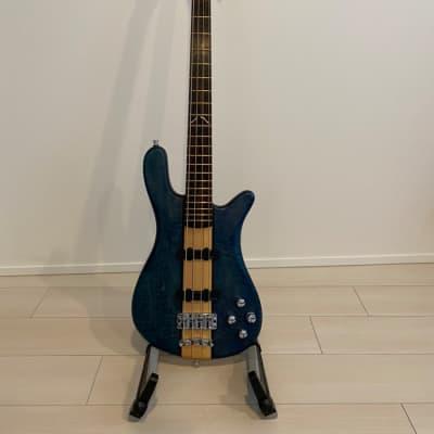Warwick Robert Trujillo Metallica Model Electric Bass Guitar 4 Strings for sale